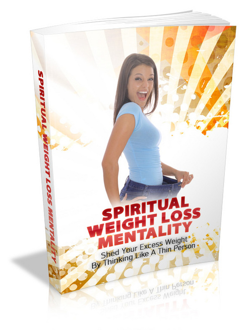 Product picture Spiritual Weight Loss Mentality