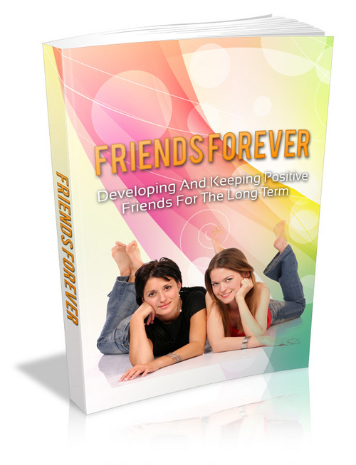 Product picture Friends Forever
