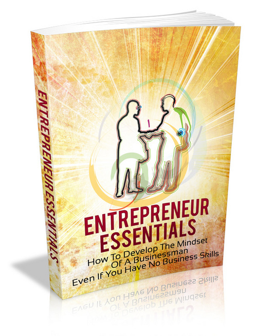 Product picture Entrepreneur Essentials