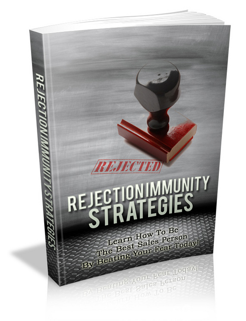 Product picture Rejection Immunity Strategies
