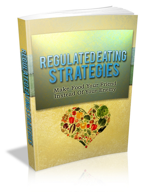 Product picture Regulated Eating Strategies