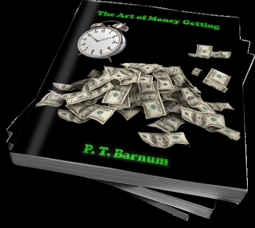 Product picture The Art Of Money Getting-P.T. Barnum